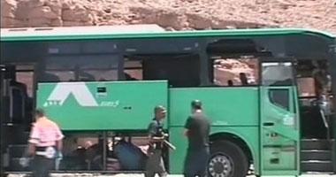 تفاصيل عملية إطلاق النار على الحافلة الإسرئيلية  S8201118142526