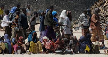 الصليب الأحمر يحذر من خطر سوء التغذية فى الصومال رغم هطول الأمطار