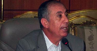 اللواء أحمد عبد الله محمد محافظ بورسعيد