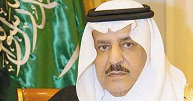 وزير الداخلية السعودى الأمير نايف بن عبد العزيز