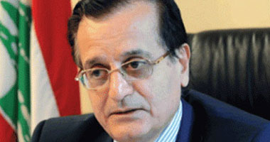وزير خارجية لبنان عدنان منصور