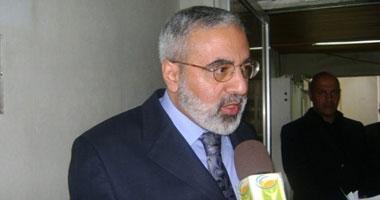 عمران الزعبى وزير الإعلام السورى