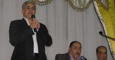 صباحى: أشارك مؤسسة الرئاسة الإخوان