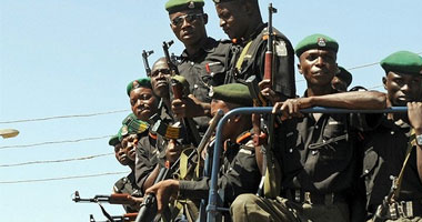 قوات الجيش النيجيرى ـ أرشيفية