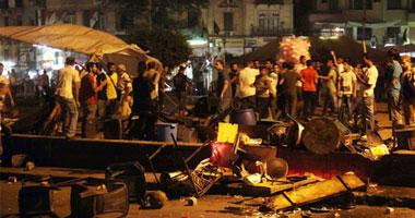 إصابة مجندين فى انفجار عبوة ناسفة أثناء مشاجرة بشبرا الخيمة