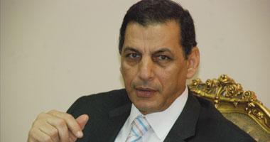 اللواء أحمد جمال الدين وزير الداخلية