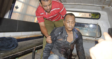 مصرع مسجل بعد إصابته بـ7 طلقات فى مواجهة مع الشرطة بالمحلة S8201222173512