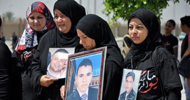 """رفع جلسة """"مذبحة بورسعيد"""" بسبب صراخ والدة أحد الضحايا S8201225121750"""