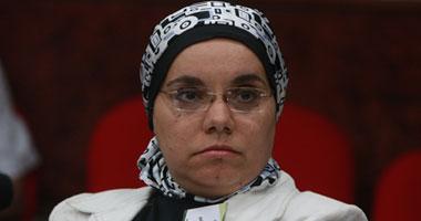باكينام الشرقاوى مساعد رئيس الجمهورية للشئون السياسية