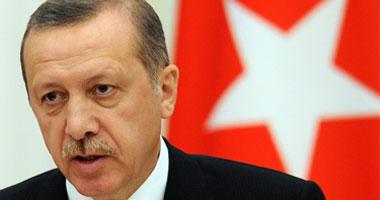 رجب طيب أردوغان رئيس الوزراء التركى