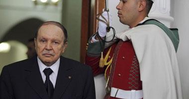 الرئيس الجزائرى بوتفليقة _ أرشيفية