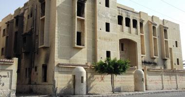 أرشيفية – قسم شرطة الشيخ زويد