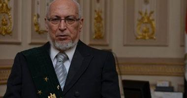 """رئيس مجلس القضاء الأعلى يتوجه لـ""""الاتحادية"""" لحضور خطاب المولد النبوى"""