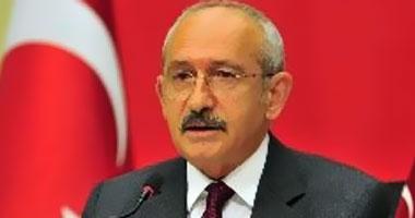 زعيم المعارضة التركية: أردوغان علق جلسات البرلمان بعد تمرير قانون العفو المشبوه