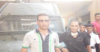 مطالب بتكريم حامد والحوت بعد استرجاعهما مدرعة من أيدى الإخوان