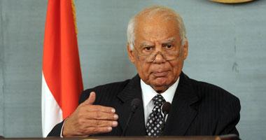 الدكتور حازم الببلاوى رئيس مجلس الوزراء