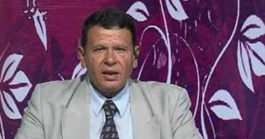 الدكتور محمود عبد الرحيم غلاب أستاذ علم النفس السابق بجامعة القاهرة