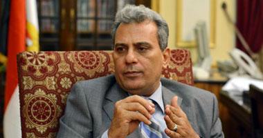 جابر نصار: لن نحاسب أحدا على الانتماء السياسى والنشاط الحزبى ممنوع