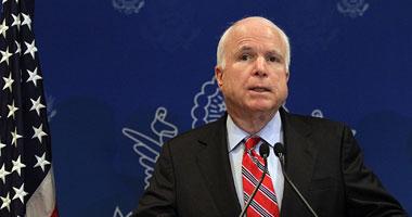 ماكين: يجب على إدارة أوباما إعادة تقييم سحب قواتنا من أفغانستان