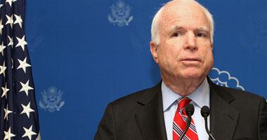 ماكين ينتقد موقف الدول الأوربية من أوكرانيا ويصفه بأنه يبعث على الخزى والعار