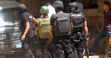 قوات شرطة