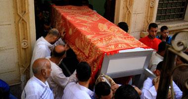 """وصول جثمان الفنان سعيد صالح لمسقط رأسه بقرية """"مجريا"""" بالمنوفية"""