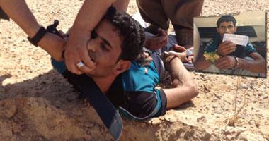 """""""داعش"""" يذبحون جنودًا تابعين للجيش"""