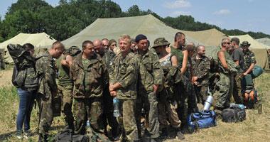 وكالة روسية: الجيش الأوكرانى قصف مواقع لوجانسك 5 مرات اليوم الماضى