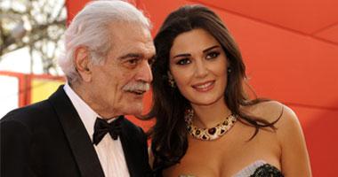 عمر الشريف و سيرين