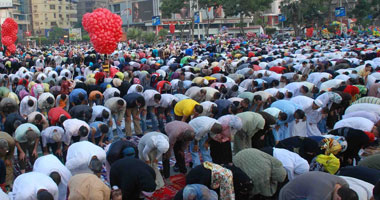 ساحة لصلاة العيد - صورة أرشيفية