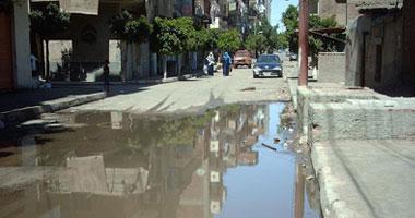 مصرع عاملين بالصرف الصحى فى حفرة بالقاهرة الجديدة S9200926105138