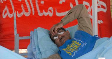 الصليب الأحمر العراق وعدتنا بعدم ترحيل سكان مخيم أشرف لإيران s920092715849.jpg