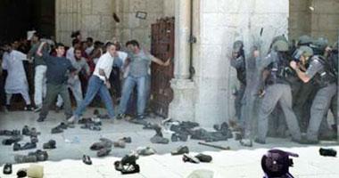 فلسطين تدين مشاركة موظفى البيت الأبيض فى اقتحام باحات المسجد الأقصى