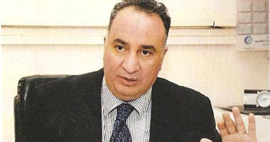 الدكتور عادل عاشور أستاذ طب الأطفال والأمراض الوراثية بالمركز القومى للبحوث