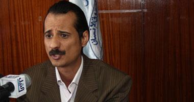 المحامى والناشط الحقوقى سعيد عبد الحافظ