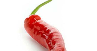 الفلفل الأحمر الحار يساعد السعرات الحرارية