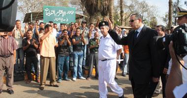 اللواء عاطف شريف مساعد وزير الداخلية لقطاع السجون