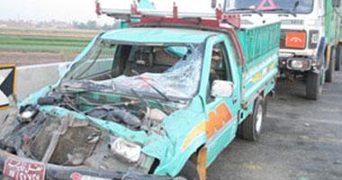 الحادث أسفر عن 3 قتلى ومصاب صورة أرشيفية