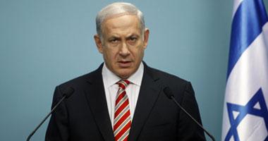 رئيس الوزراء الإسرائيلى بنيامين نيتانياهو