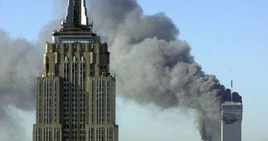جانب من أحداث 11 سبتمبر
