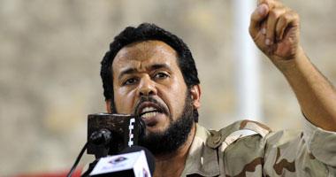 رئيس المجلس العسكرى بالعاصمة الليبية طرابلس عبد الحكيم بلحاج