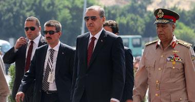 زيارة أردوغان للقاهرة رسالة حرب لأسرائيل S9201113115928