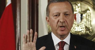 رئيس الوزراء التركى أردوغان