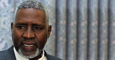 نائب الرئيس السودانى الحاج آدم يوسف