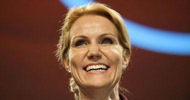 رئيسة الوزراء الدنماركية هيلى ثورنينج