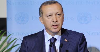 أردوغان يتهم أطرافا فى ألمانيا بالتآمر ضد تركيا
