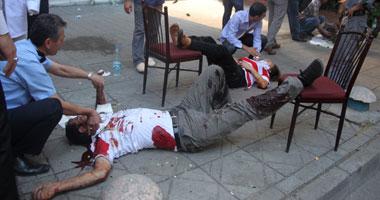 اعتقال ستة أشخاص يشتبه بتورطهم فى انفجار أنقرة s9201124124823.jpg