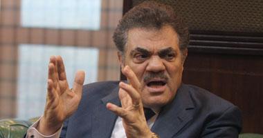 """""""الوفد"""" يدعو لحشد كافة القوى لإلغاء قرار مرسى بعودة البرلمان S9201125101426"""