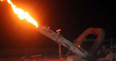 العثور على خزينة سلاح ومفجر قرب محطة الغاز بالعريش   S9201127133125