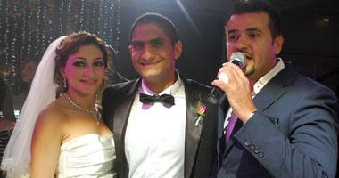 ساموزين يحيى حفل زفاف رانا وأحمد